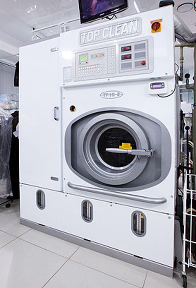 Технология чистки изделий в среде органических растворителей