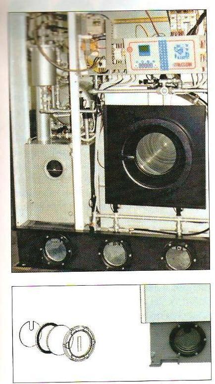 Техническое обслуживание машин химчистки