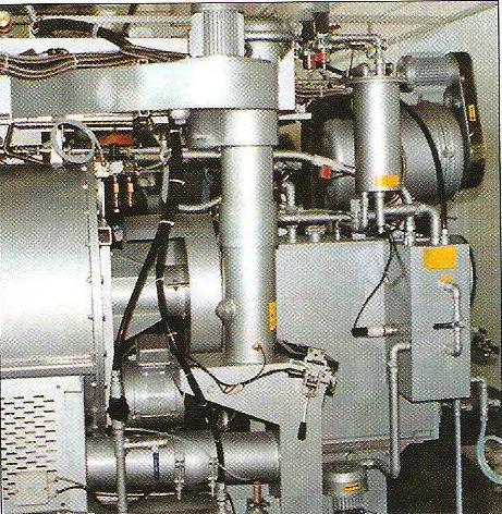 Техническое обслуживание машин химчистки: дистиллятор, водоотделитель, конденсатор